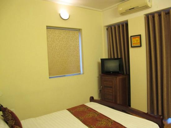 Maidza Hotel: bedroom