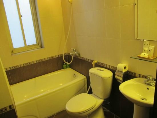 Maidza Hotel: bathroom