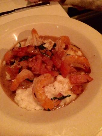 Sam's on the Waterfront: Shrimp and Grits