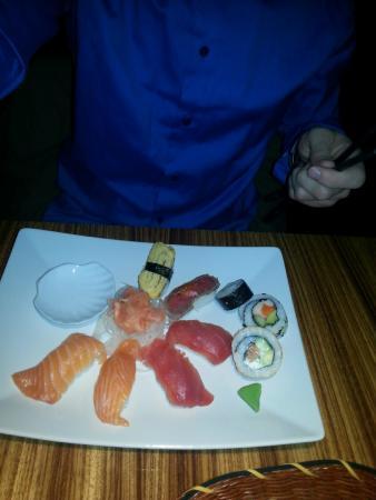 Ginger Asian Flavours : Shushi