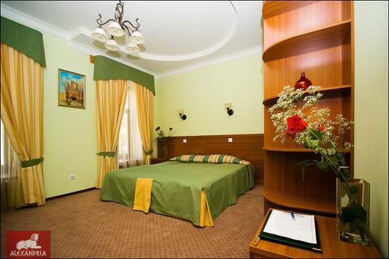 Alexandria: Standard Room
