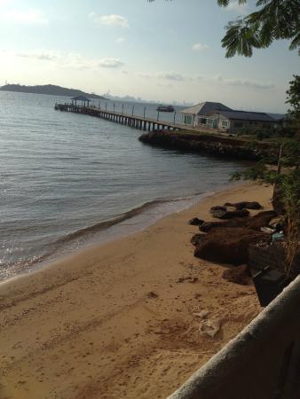 Pikun Resort : หาดยามเย็น