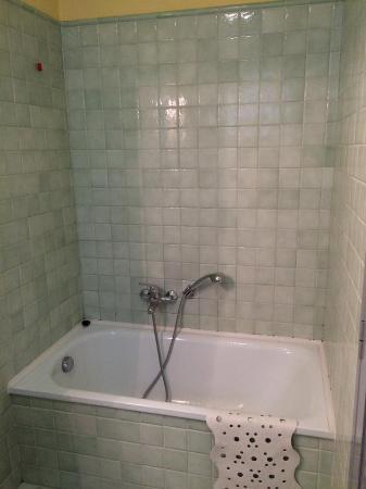Hotel Regit: Badezimmer