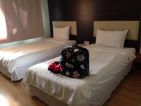Cactus Resort & Hotel: บรรยากาศภายในห้อง