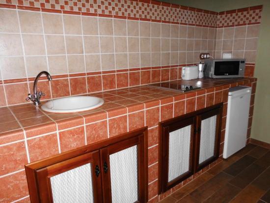 Cocina Apartamento tipo Estudio: fotografía de Apartamentos Trinidad ...