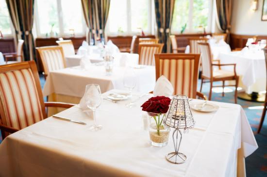 Landhotel Hallnberg: Restaurant