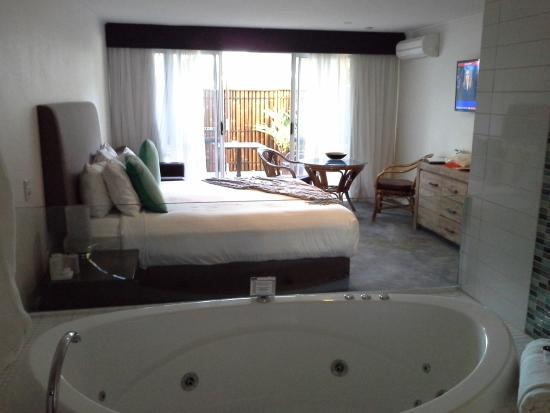 Prideau's of Margaret River: our room