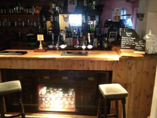 The Castle Inn: Bar