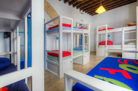 Handmade Wooden Bunk Beds Picture Of Casa Caracol Cadiz Tripadvisor