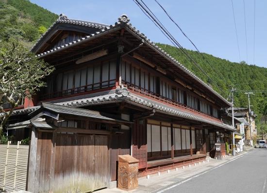Kamigoten: 龍神温泉 神御殿(1)