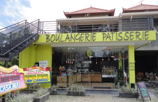 Boulangerie Paris Baguette