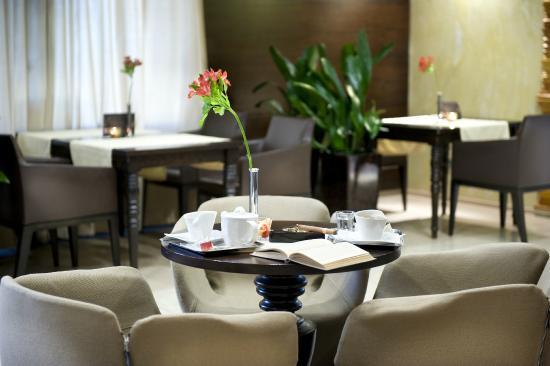 Hotel Dubna Skala: Cafe