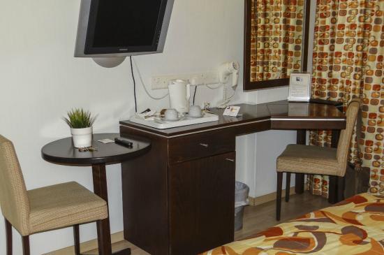 Livadhiotis City Hotel : Interior of room #216