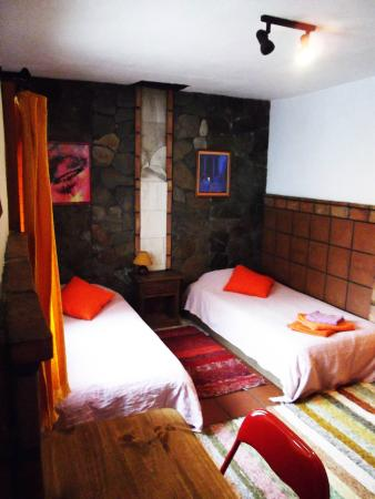 Fundalucia Guesthouse: Twin ensuite room
