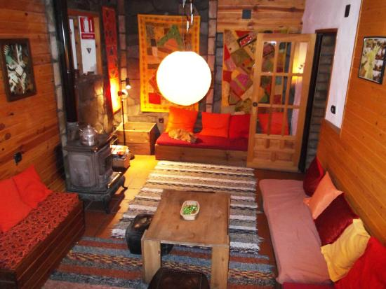 Fundalucia Guesthouse: Living room