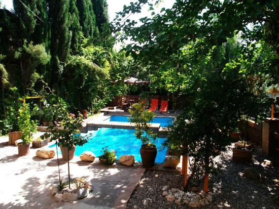 Fundalucia Guesthouse: Pool