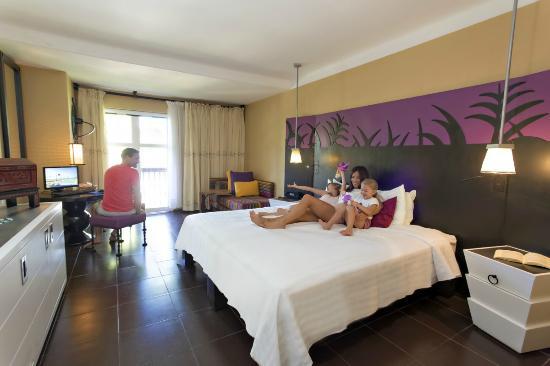 Club Med Ixtapa Pacific: Deluxe Family Room