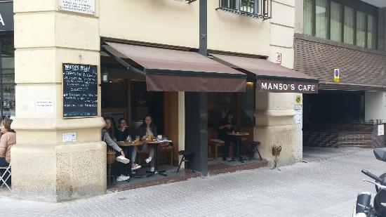 Manso's Cafe