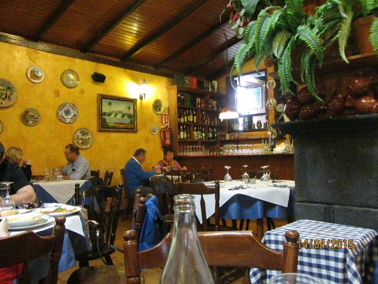 Restaurante El Carmen : sala