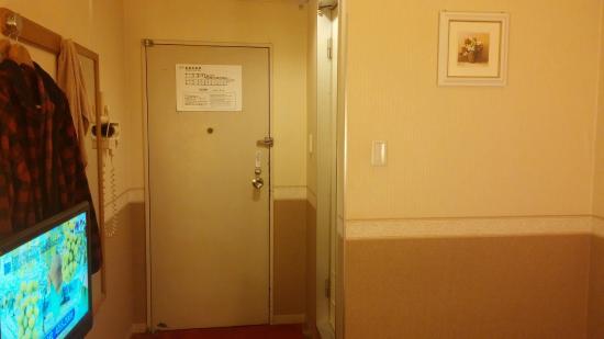 Hotel New Star Ikebukuro: ประตู