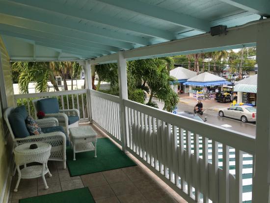 von der terrasse picture of duval gardens key west tripadvisor