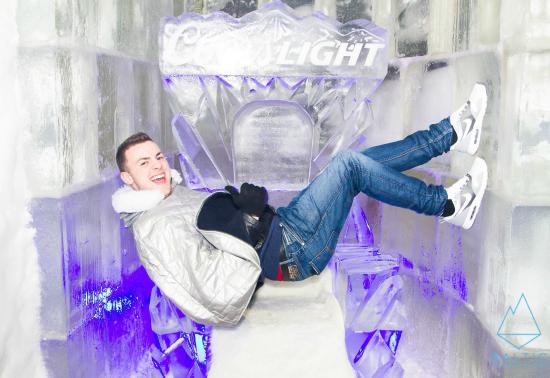 ‪Ice Bar Glasgow‬
