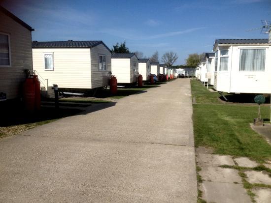 Hayling Island Holiday Caravan Park