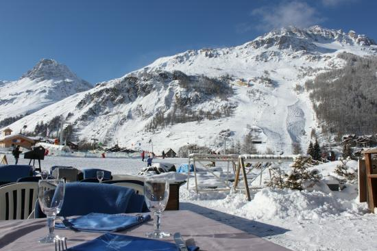 Photo of French Restaurant La Grande Ourse at Rue Des Leissières, Val d'Isère 73150, France