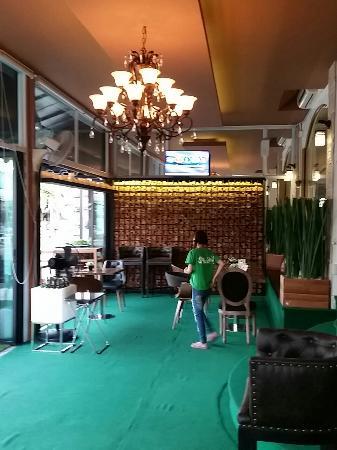 Leela Bali Restaurant