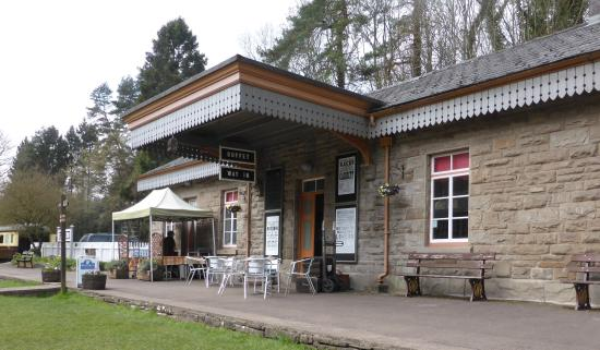 Tintern Old Station