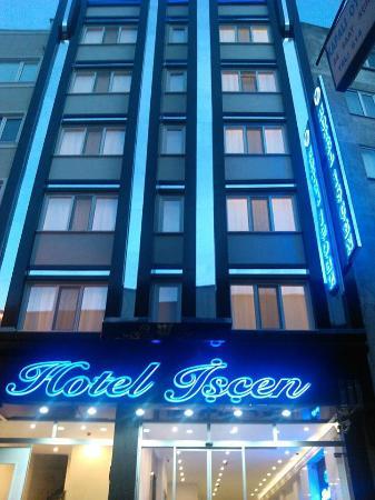 Mustafakemalpasa Hotel Iscen