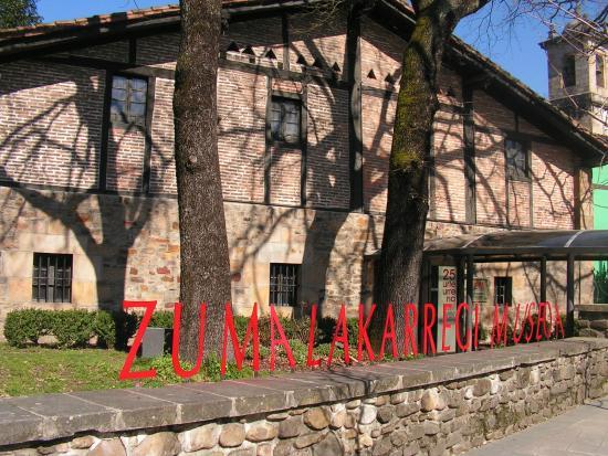 Basque Country, Spain: Zumalakarregi Museoa