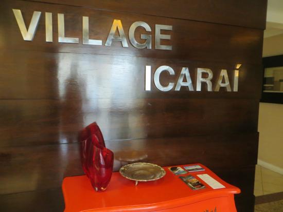 Hotel Village Icarai : Recepção