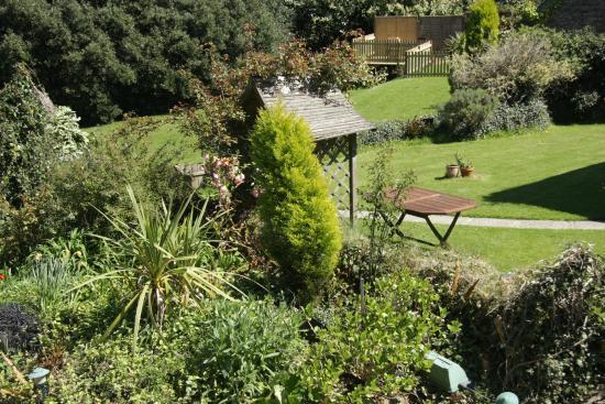 Delicieux Trenant Park Cottages: Sunny Gardens