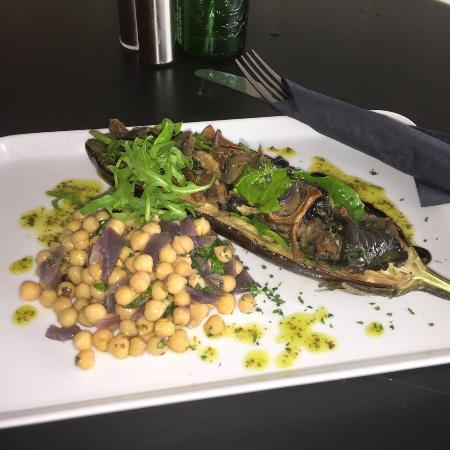 No 23 Bar and Bistro: Baked Aubergine Apr 15