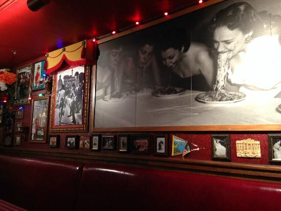 Some Of Our Delicious Offerings Picture Of Buca Di Beppo