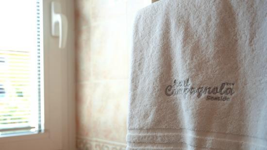 Hotel Campagnola: Bagno
