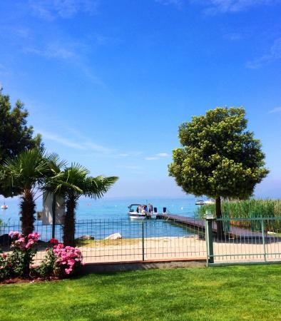 Hotel Campagnola: giardino