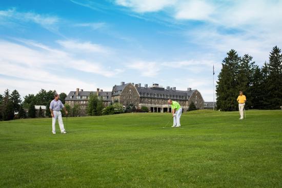 Skytop Lodge: Unlimited Golf at Skytop
