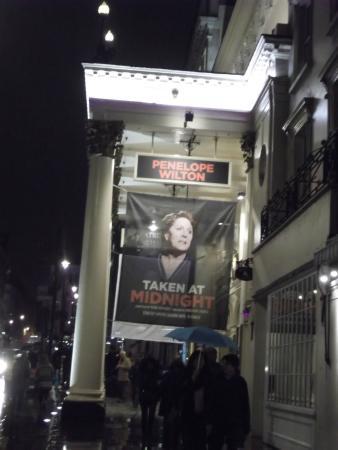 Haymarket Theatre Royal: Taken at Midnight