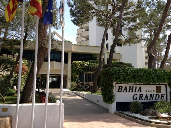 Hipotels Bahia Grande: Main Entrance