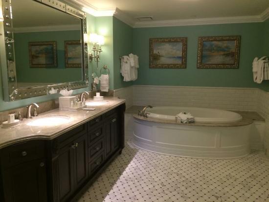 Bathroom Picture Of Disney S Grand Floridian Resort