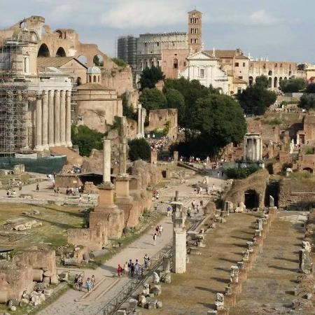 Recorrido foro romano picture of palatine hill rome for Argentinian cuisine palatine