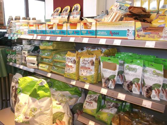 Animals food section foto di goodies veganz berlino tripadvisor