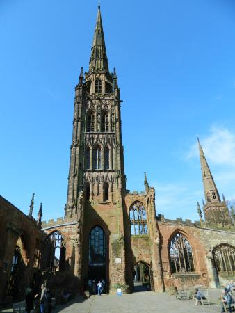 Coventry, UK: The steeple
