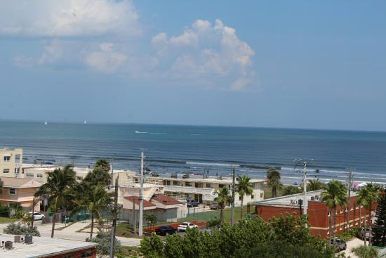 Courtyard Cocoa Beach Cape Canaveral Room View Of