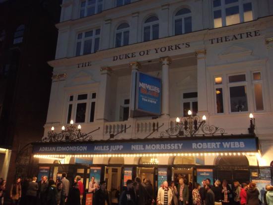 Duke Of Yorks Theatre Nevilles Island