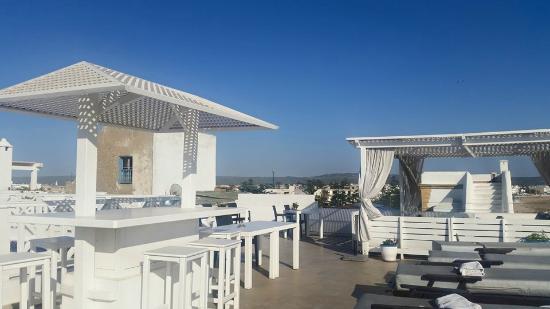Riad Dar L'Oussia: Roof Top View