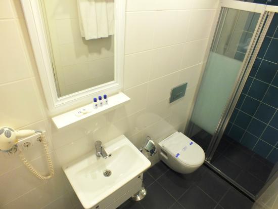 Star Holiday Hotel: new bathroom
