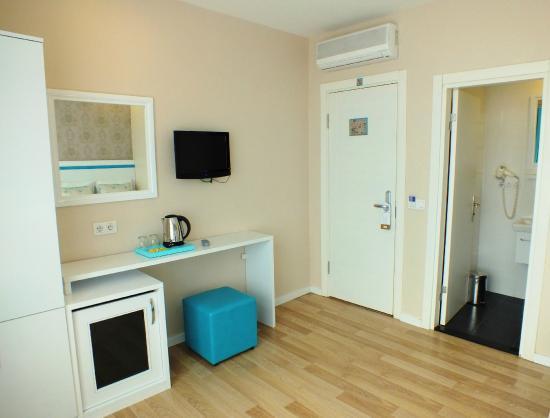 Star Holiday Hotel: room facilities